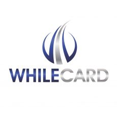 This Is An Image Of Whilecard's Logo Designed By Jabulani Design Studio Centurion